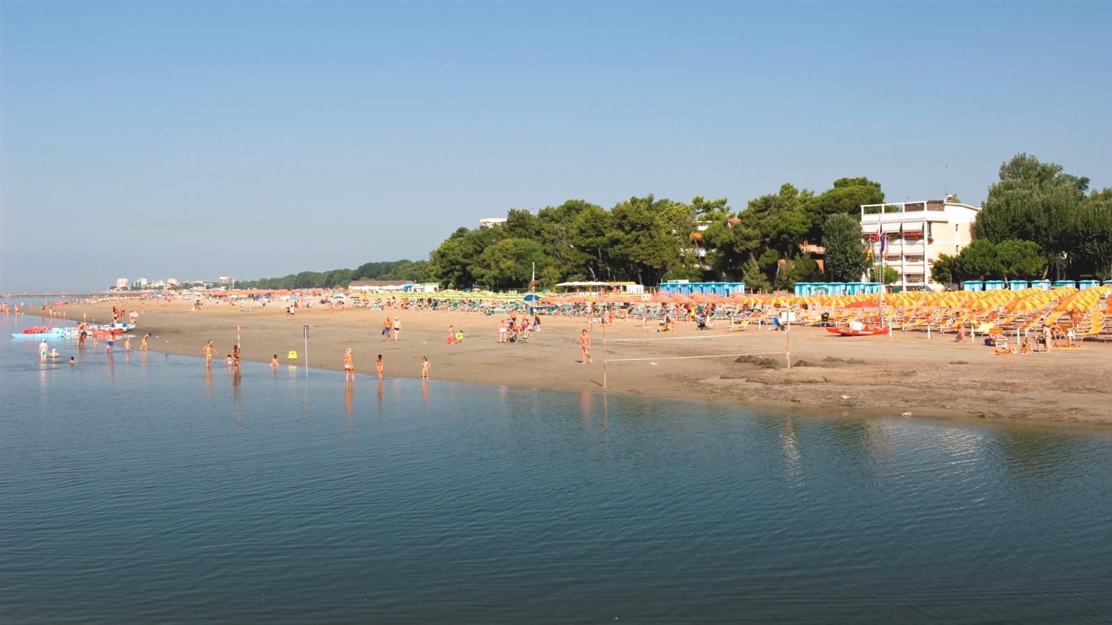 Grado Pineta Strand