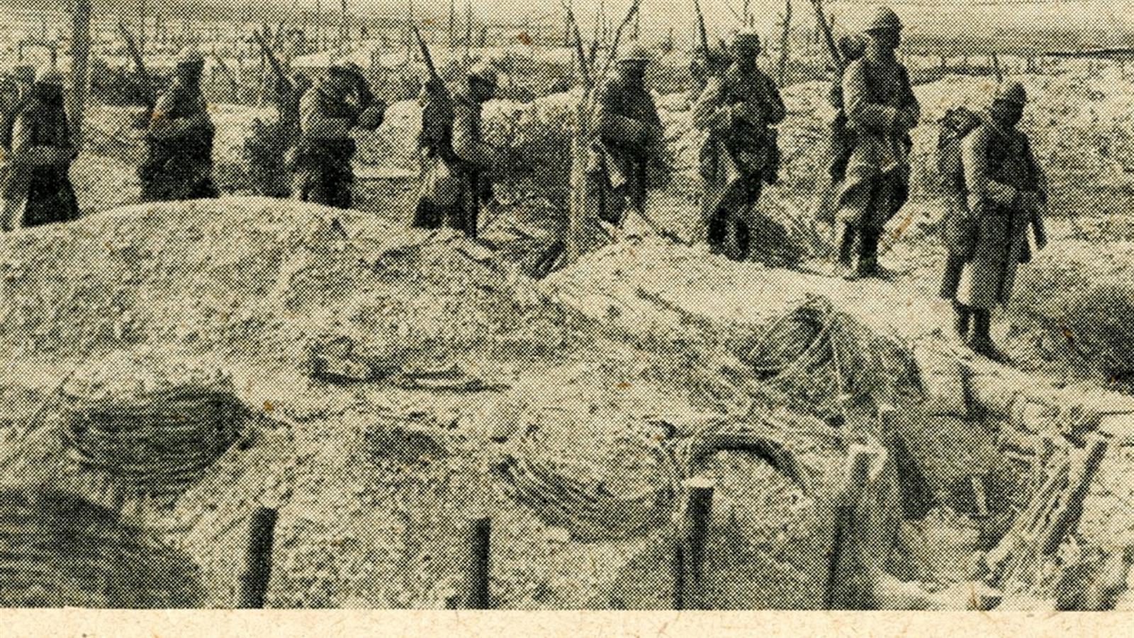 Fronte Occidentale E Fronte Orientale Nel 1914