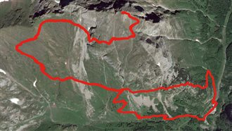 Alpe Adria Cycle Track full route